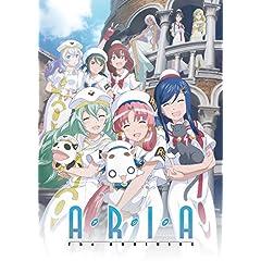 【早期購入特典あり】ARIA The AVVENIRE(描き下ろしA3クリアポスター) [Blu-ray]
