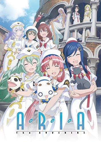 ARIA The AVVENIRE [Blu-ray]