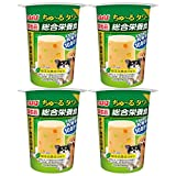 【Amazon.co.jp先行発売】いなば ドッグフード ちゅ~るタワー 総合栄養食 ささみ&緑黄色野菜 80g×4個
