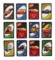 Mattel Games UNO Disney/Pixar Cars 3 Card Game
