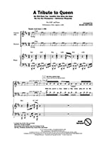 A Tribute To Queen - Medley (SAB) / トリビュート・トゥ・クイーン - メドレー (混声3部合唱)楽譜