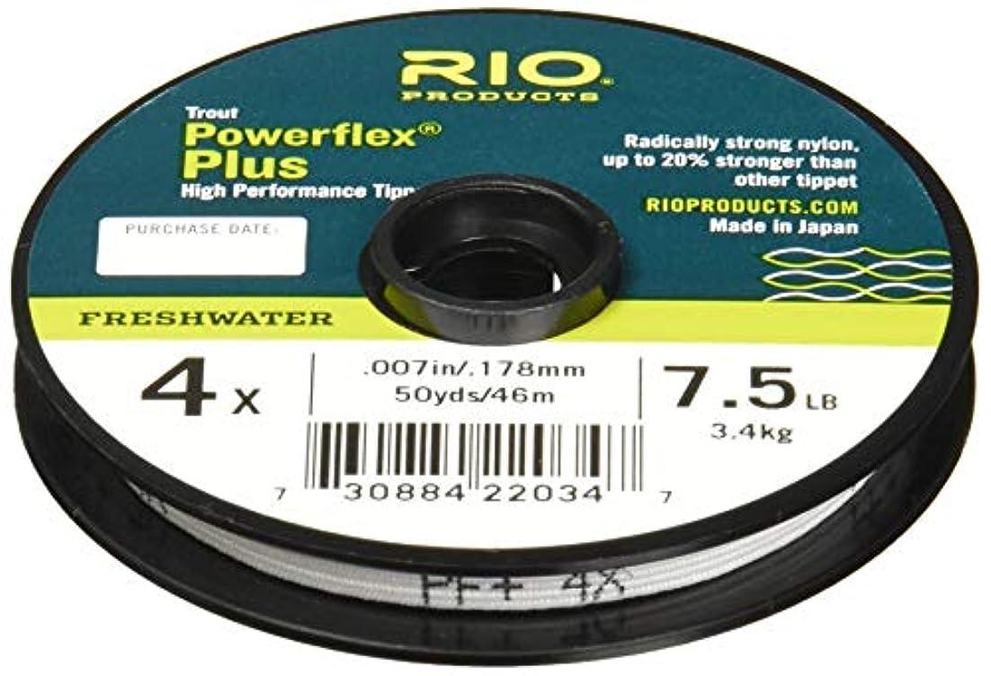 水差し粒彼女はRio Products Powerflex Plus Tippet