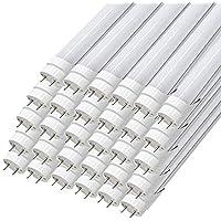 LED蛍光灯 40W形 直管 120cm G13口金 昼光色 高輝度 2300LM グロー式工事不要 30本セット