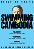Swimming to Cambodia [DVD] [Import]