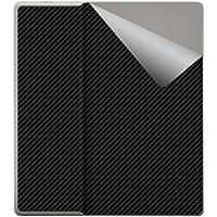 スキンシール Kindle Oasis (第9世代・2017年10月発売モデル) 【カーボン調・ブラック】