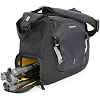 Vanguard Veo Discover 38 Streamlined, Compact Messenger Bag, Black, (V244563)