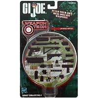 GI Joe Weapon Tech lr-300 Rifle
