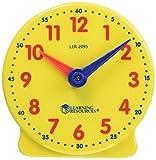 Learning Resources 学習時計 生徒用 アクティビティガイド付き 正規品 【知育玩具 算数教材 時間】 Big Time™ Student Clock LSP-2095-J
