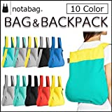 notabag ノットアバッグ BAG&BACKPACK バッグ&バックパック NTB002 Blue【人気 おすすめ 】 - Best Reviews Guide