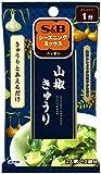 S&B シーズニング 山椒きゅうり 11g×5袋