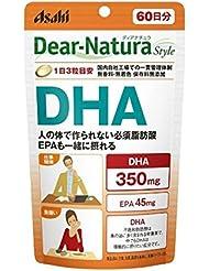 アサヒグループ食品 ディアナチュラスタイルDHA 180粒(60日分)
