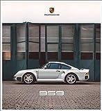 自動車洋書「ポルシェ 959 カラー写真解説書」