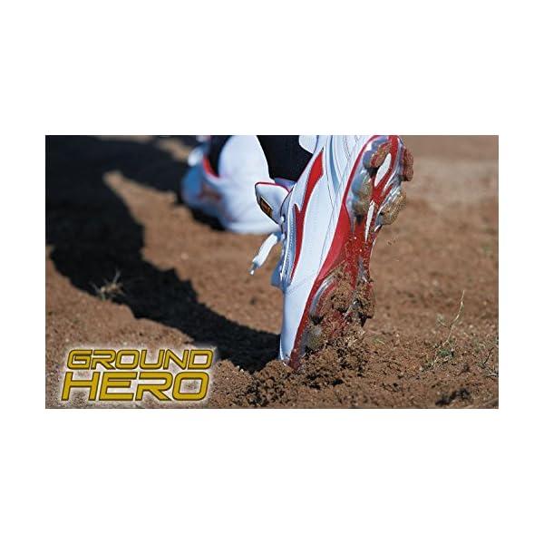 ZETT(ゼット) 野球 スパイク グランドヒ...の紹介画像4