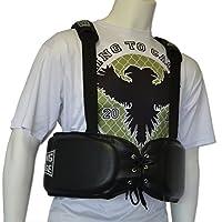 ボクシングトレーナーリブプロテクター、ライトトレーナーベストfor MMAムエタイ、格闘技