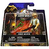 "Robert Muldoon & Compie Jurassic World Legacy Collection Posable Figure 3.75"" 2018"