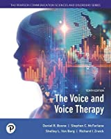 The Voice and Voice Therapy (10th Edition)