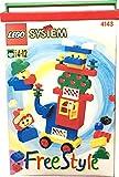 レゴ(LEGO) システム フリースタイル SYSTEM Free Style 4143