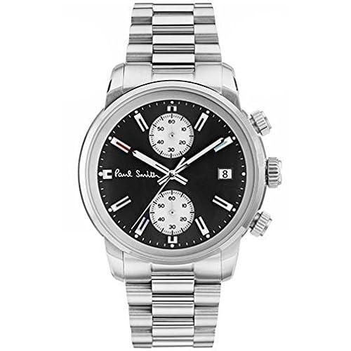 [ポールスミス]Paul Smith 腕時計 Block Chrono クロノグラフ P10033 メンズ 【並行輸入品】