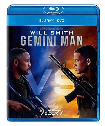 【Amazon.co.jp限定】ジェミニマン ブルーレイ+DVD(ミニポスター2枚セット付) [Blu-ray]