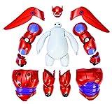 ディズニー ベイマックス アーマー・アップ アクションフィギュア Disney Big Hero 6 Exclusive Action Figure Armor-Up Baymax