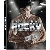 Rocky Heavyweight Collection [Blu-ray] [Import]
