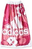 (アディダス)adidas スイミングウェア ラップタオル L DJE39 [ジュニア] DJE39 BS4832 イージーピンク S17/ショックピンク S16/ホワイト 1