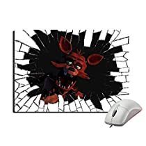 FIVE NIGHTS AT FREDDY'S MOUSE MAT (BROKEN GLASS FOXY) by SMS [並行輸入品]