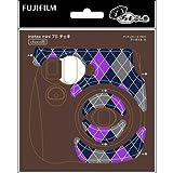 FUJIFILM デコチェキシール instax mini7S チョコ用 クラシック 7SCH