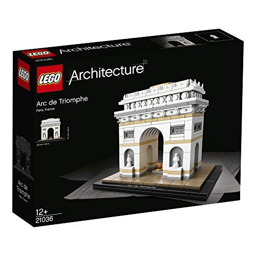 レゴ(LEGO)アーキテクチャー 凱旋門 21036