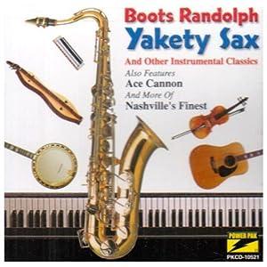 Yakety Sax & Other Instrumental