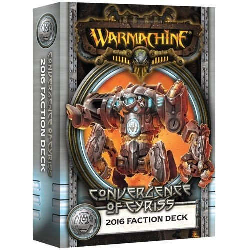 [ウォーマシン]Warmachine Convergence: Faction Deck PIP 91108 [並行輸入品]