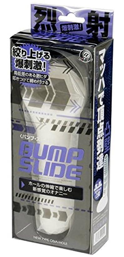 とまり木抗生物質昼食BUMP SLIDE バンプスライド