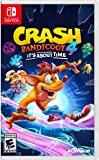 Crash 4: It's About Time(輸入版:北米)- Switch