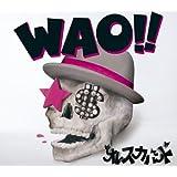 WAO!!(初回生産限定盤)(DVD付)