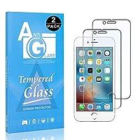 【2枚セット】iPhone 6 Plus / 6s Plus / 7 Plus / 8 Plus 硬度9H ガラスフィルム CUNUS 強化ガラスフィルム 高透明度で 99%透過率 気泡防止 耐衝撃 超薄 iPhone 6 Plus / 6s Plus / 7 Plus / 8 Plus 液晶保護フィルム 3D Touch 対応