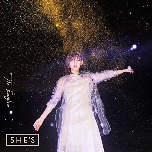 SHE'S【The Everglow】MV解説!白石聖が美しい世界で佇む…!こぼれる笑顔が超眩しい!の画像