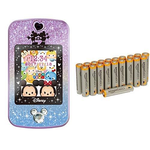 【電池付き】ディズニーキャラクターズ Magical Me pod (マジカルミーポッド) パープル&ブルー