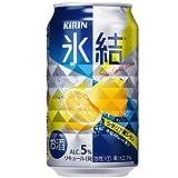 キリン 氷結レモン 350ml缶 6缶