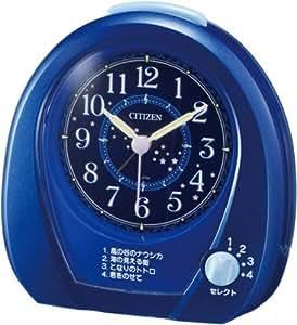 CITIZEN (シチズン) 目覚し時計 メロディボックス755 4RM755-011