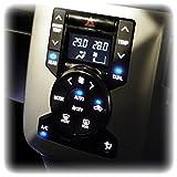 ノア70 ヴォクシー70 エアコンパネル LED 基盤打ち換えキット 車内イルミネーション ホワイト
