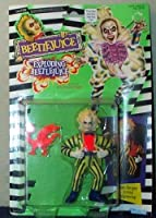 Exploding Beetlejuice with Dreadful Dragon Action Figure