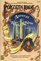 Aurora's Whole Realms Catalog (Accessory, Forgotten Realms Game)