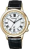 [シチズン]CITIZEN 腕時計 xC クロスシー エコ・ドライブ電波時計 ティタニアライン ハッピーフライトシリーズ CB1103-08A レディース