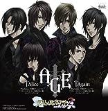 PS2「ラスト・エスコート2」オープニング主題歌「Alice」c/w「Again」【限定盤】(DVD付)/