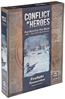 Conflict of Heroes: Awakening the Bear - Firefight Generator [並行輸入品]