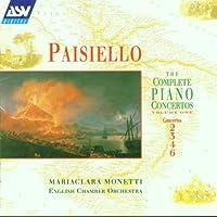 Paisiello;8 Piano Concs V1