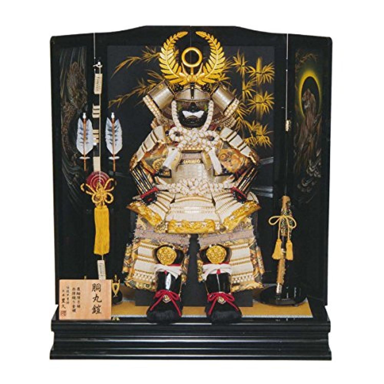 五月人形 着用鎧飾り 着用鎧飾り 輝徳川 GOH-501118 平安豊久 GC-084