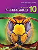 Cover of Jacaranda Science Quest 10 for Victoria Australian Curriculum 1E (Revised) LearnON & Print