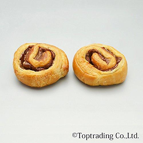 冷凍パン ムスリムフレンドリー ミニシナモンロール(タイハラール認証工場で製造) 完全焼成 業務用 1ケース 21g×270