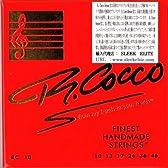 R.Cocco(リチャードココ) ギター弦 RC10 (ニッケル .010-.046)